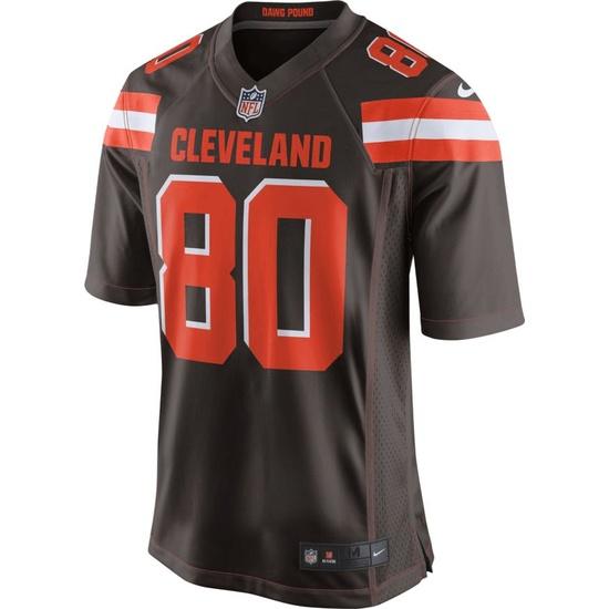 Nike Cleveland Browns Trikot 2019/2020 LANDRY 80 Braun