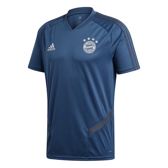 Adidas FC Bayern München Trainingsshirt 2019/2020 Blau