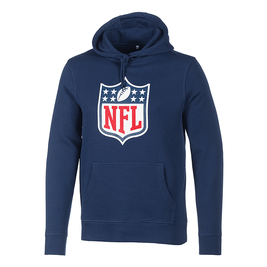Fanatics NFL Shield Hoodie Core Primary navy