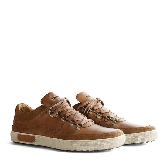 TRAVELIN OUTDOOR Sneaker Aberdeen Sport cognac