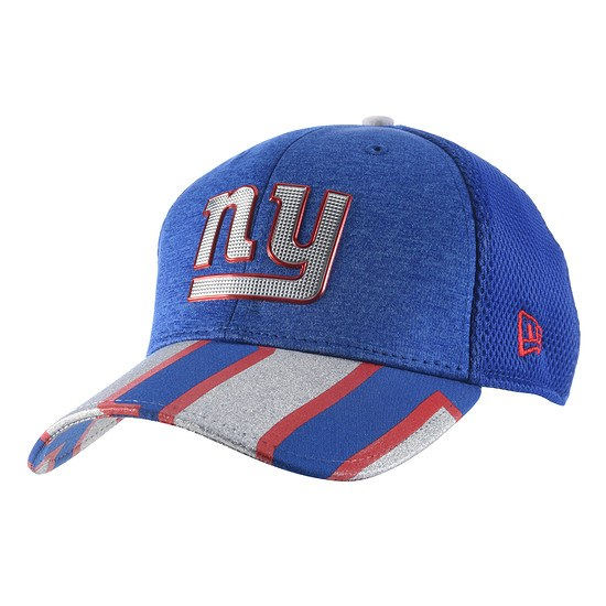 New Era New York Giants Cap On Stage 39Thirty blau