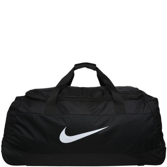 Nike Sporttasche Club Team mit Rollen 120 Liter Schwarz