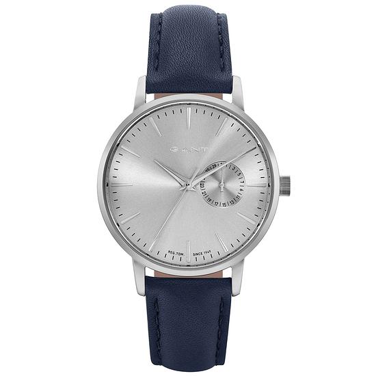 Gant Damen Uhr Park Hill III Midsize silber/blau