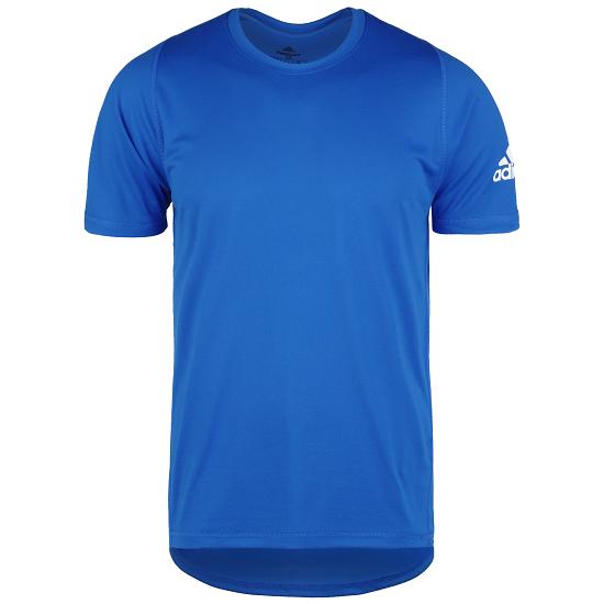 Adidas T-Shirt Training Perfomance Blau