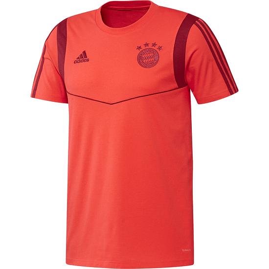 Adidas FC Bayern München T-Shirt 2019/2020 Rot