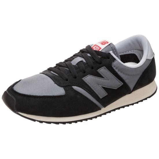 New Balance Sneaker U420-KBG-D schwarz/grau