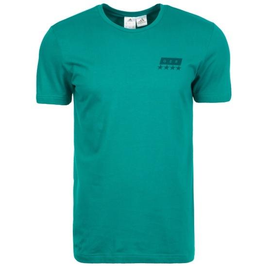 Adidas Deutschland T-Shirt DFB Street Graphic grün/türkis