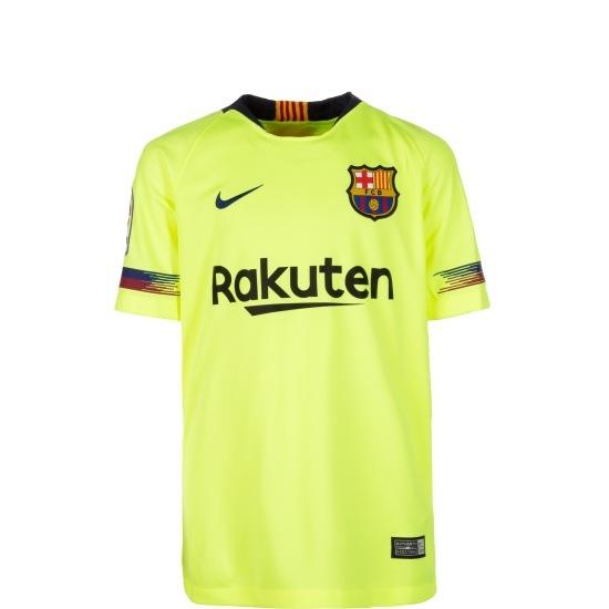 Nike FC Barcelona Trikot 2018/2019 Auswärts Kinder