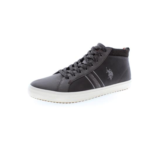 U.S. POLO ASSN. Sneaker Varan Eco dunkelbraun