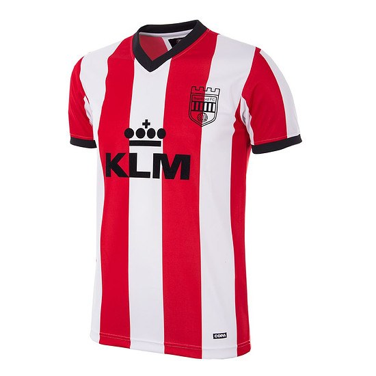 Copa Brentford FC 1985/86 Short Sleeve Retro Shirt