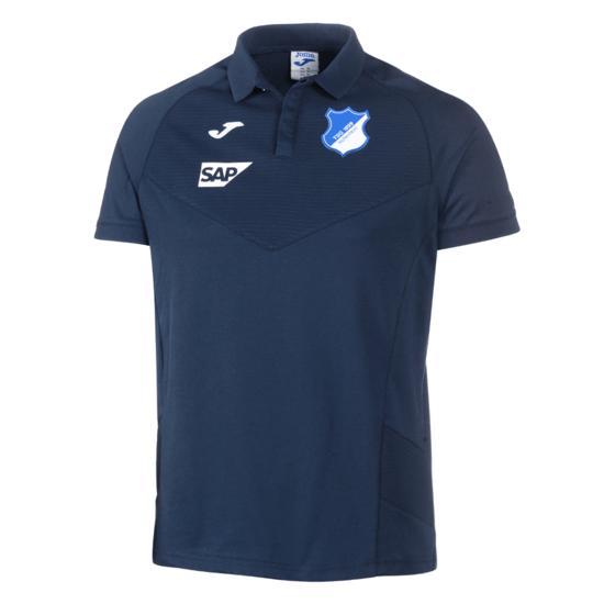 Joma TSG 1899 Hoffenheim Poloshirt 2019/2020 blau