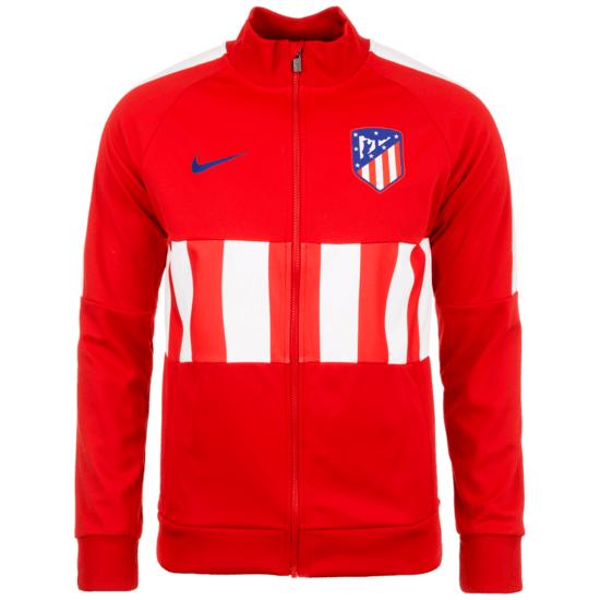 Nike Atletico Madrid Trainingsjacke I96 rot/weiß
