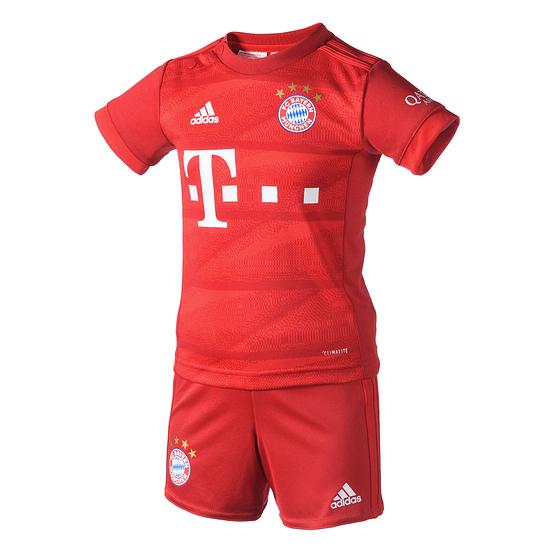 Adidas FC Bayern München Trikot 2019/2020 Heim Baby Kit