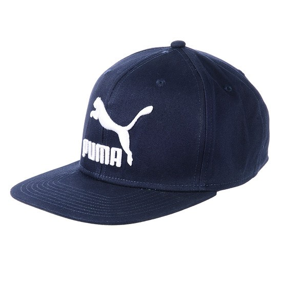 Puma Cap Colourblock blau