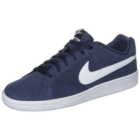 Nike Sneaker Court Royale Suede dunkelblau/weiß