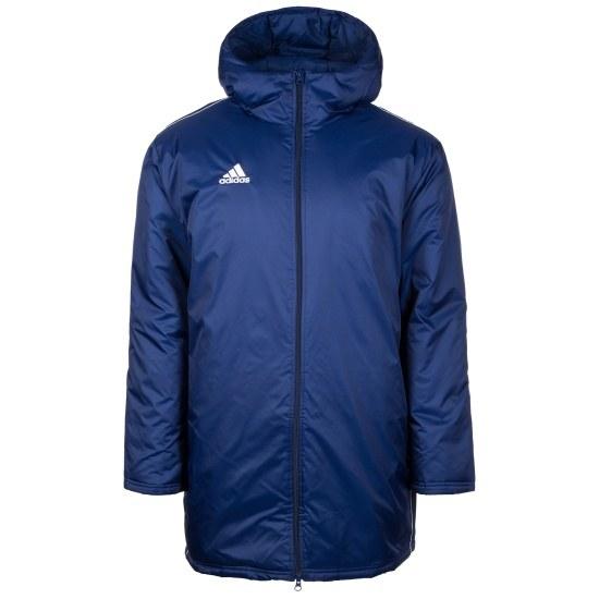 Adidas Stadium Jacke Core 18 Blau