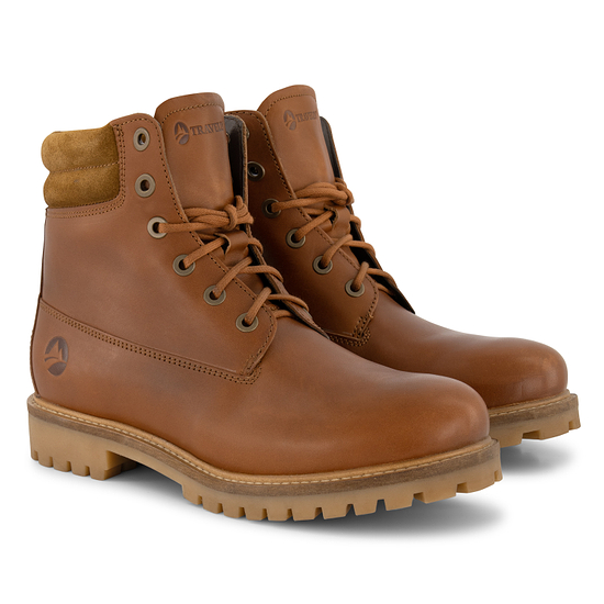 TRAVELIN OUTDOOR Boots Ljosland cognac