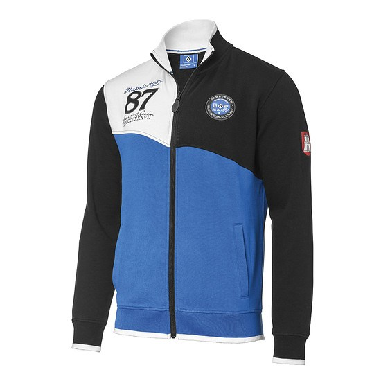 Hamburger SV Sweatjacke LÜDER
