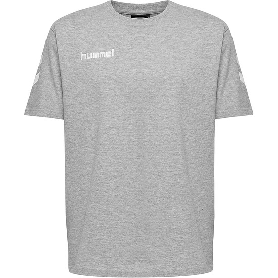 hummel T-Shirt Go Cotton grau
