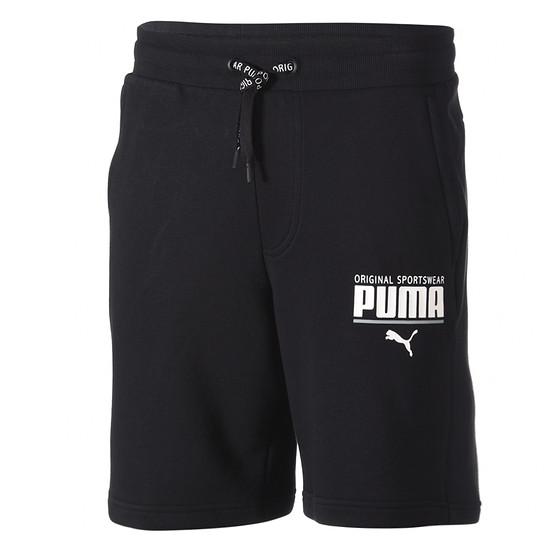 Puma Sweat Shorts Style Athletics Schwarz