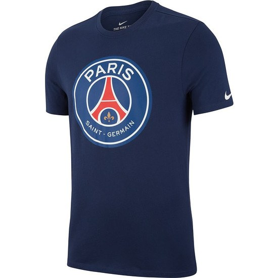 Nike Paris Saint-Germain T-Shirt Football Dunkelblau