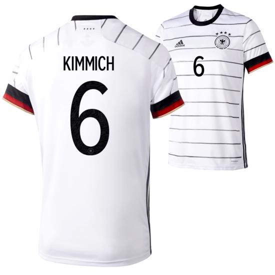 Adidas Deutschland EM 2021 DFB Trikot Heim KIMMICH
