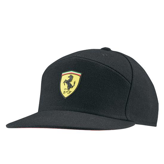 Ferrari Cap Team 2019 schwarz