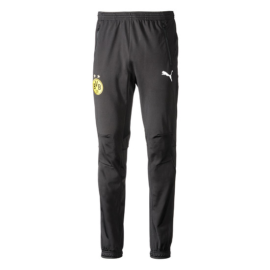 Puma Borussia Dortmund Freizeithose schwarz/gelb
