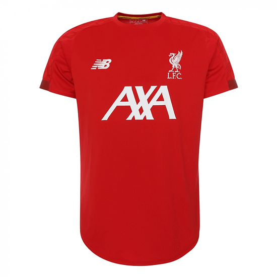 New Balance FC Liverpool ON-PITCH Shirt Rot