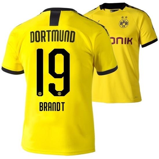 Puma Borussia Dortmund Heim Trikot BRANDT 2019/2020