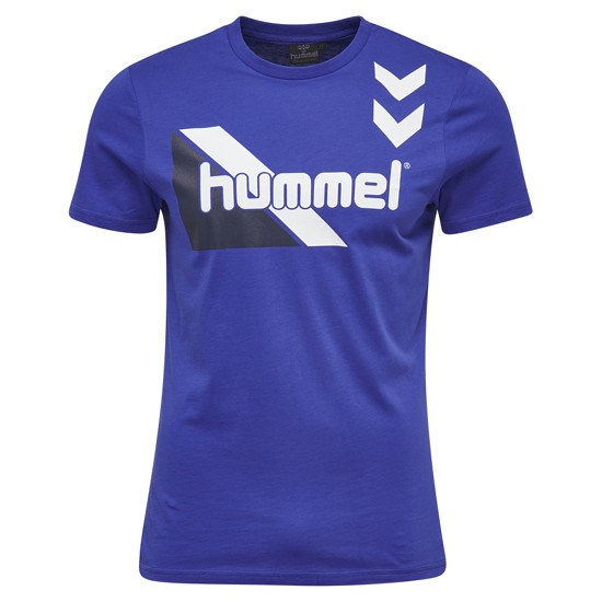 hummel T-Shirt Table Tees Kosta SS blau