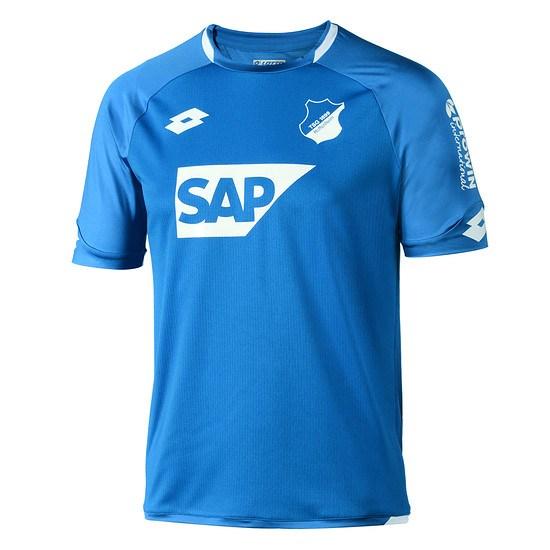 Lotto TSG 1899 Hoffenheim Trikot 2018/2019 Kinder Heim