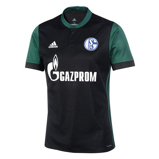 Adidas FC Schalke 04 Trikot 2017/2018 3rd