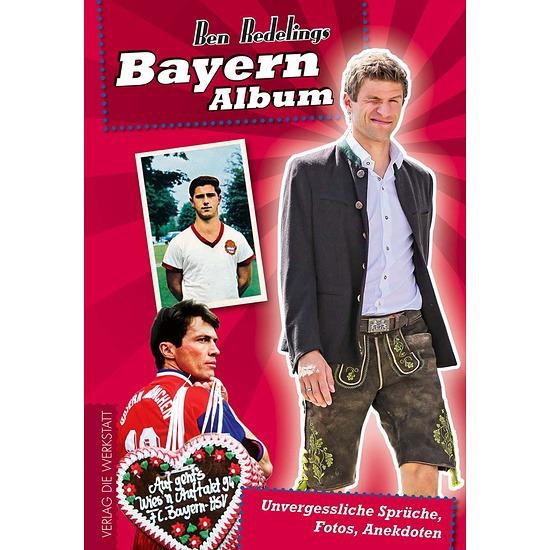 Buch Bayern-Album