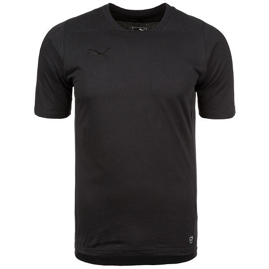 Puma T-Shirt Casuals FINAL Schwarz