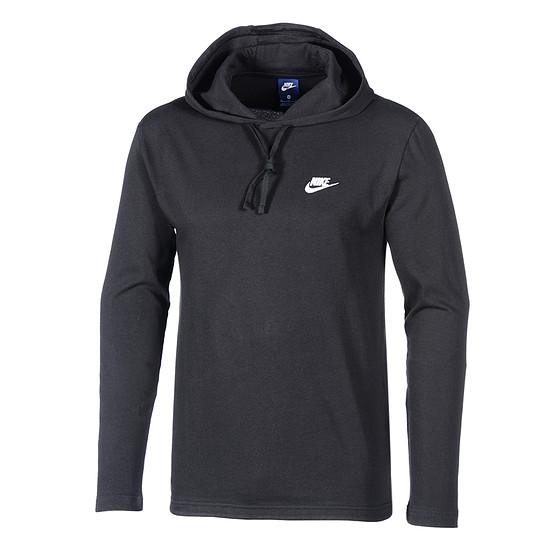 Nike Kapuzenpullover Sportswear Schwarz