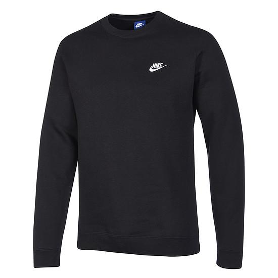 Nike Sweatshirt Sportswear Crew Schwarz