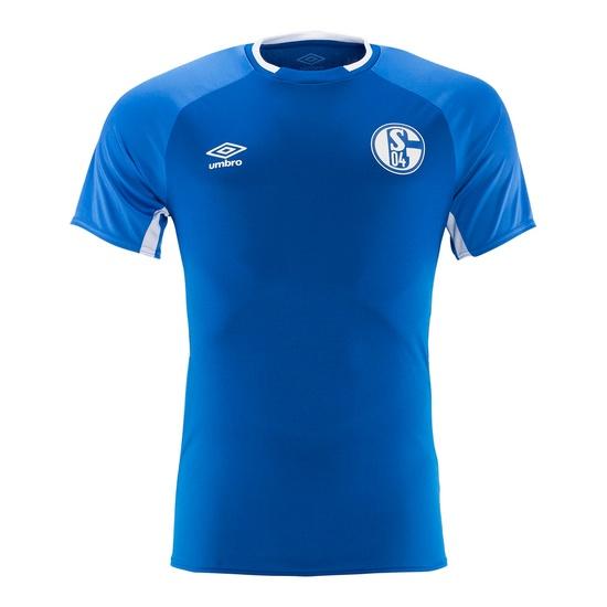Umbro FC Schalke 04 Trainingsshirt 2019/2020 Blau