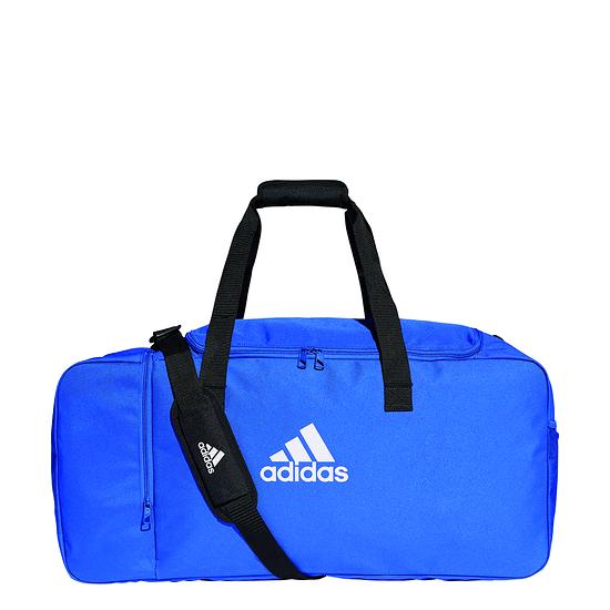Adidas Sporttasche Tiro Größe L Blau