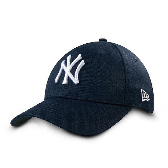 New Era New York Yankees Cap The League gold
