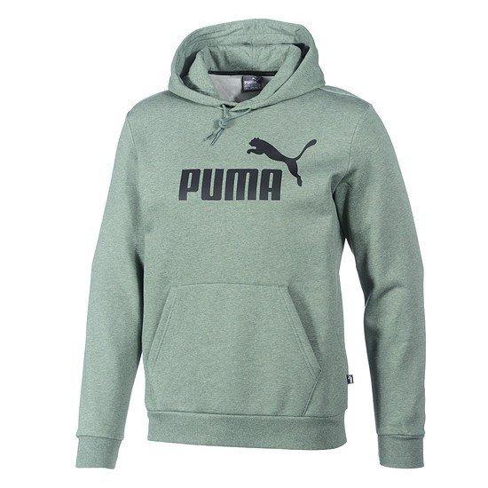 Puma Hoodie ESS No.1 FL mintgrün/grau