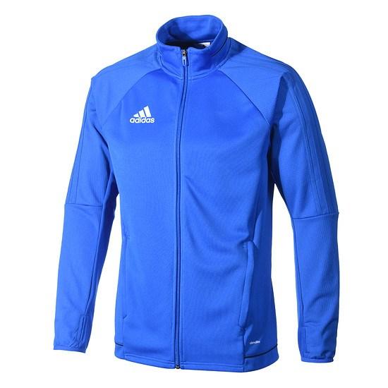 Adidas Jacke Training Tiro Uni Blau