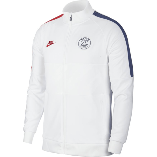 Nike Paris Saint-Germain Track Jacket 2019/2020 Weiß