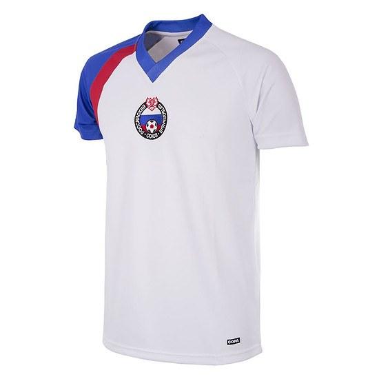Copa Russland 1993 Short Sleeve Retro Shirt