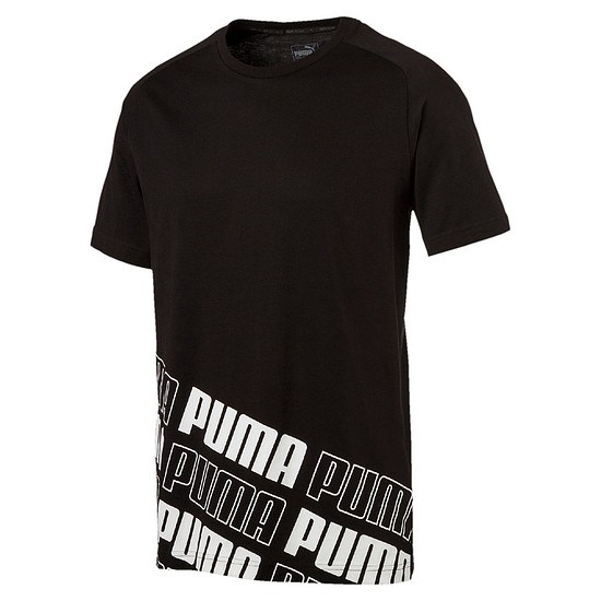 Puma T-Shirt Rebel 2.0 Schwarz
