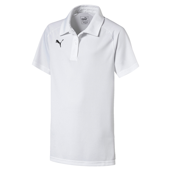 Puma Poloshirt LIGA Sideline Damen weiß
