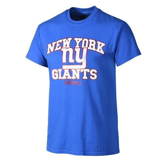 Majestic Athletic New York Giants T-Shirt Treser blau