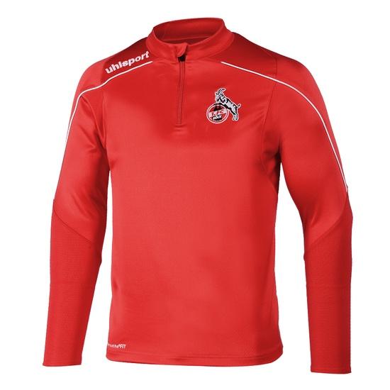 uhlsport 1. FC Köln Trainingstop 2019/2020 rot/weiß