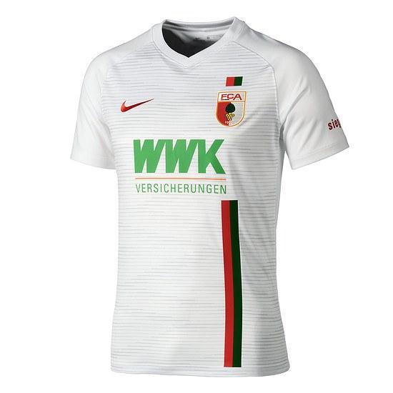 Nike FC Augsburg Trikot 2018/2019 Heim Kinder