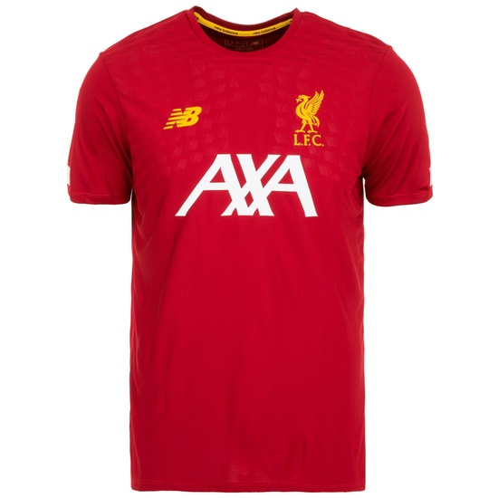 New Balance FC Liverpool Trainingsshirt Pre-Match rot/weiß